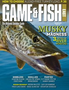 Game & Fish East – March 2021
