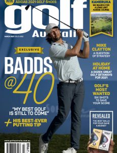 Golf Australia – March 2021
