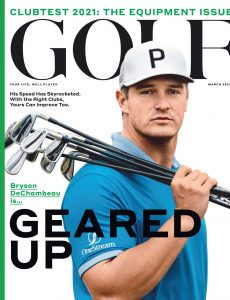 Golf Magazine USA – March 2021