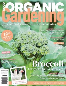 Good Organic Gardening – March-April 2021
