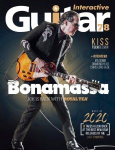 Guitar Interactive – Issue 78 2021