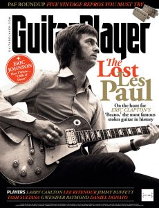 Guitar Player – March 2021