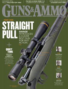 Guns & Ammo – April 2021
