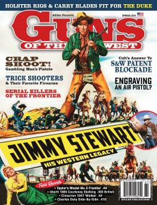 Guns of the Old West – Spring 2021