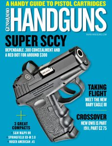 Handguns – April-May 2021