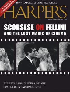 Harper's Magazine – March 2021
