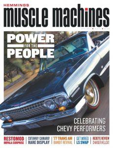 Hemmings Muscle Machines – April 2021