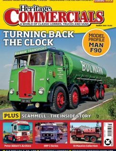 Heritage Commercials – March 2021