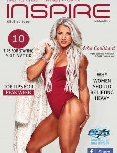 Inspire Magazine – Issue 1 2019