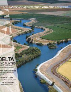 Landscape Architecture Magazine USA – March 2021