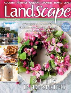 Landscape UK – April 2021