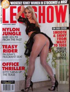 Leg Show – February 2007