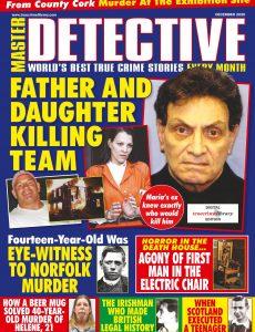 Master Detective – December 2020
