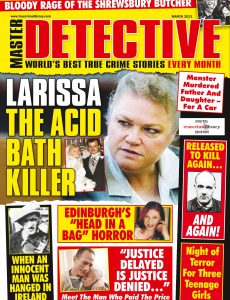 Master Detective – March 2021
