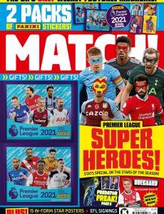 Match! – February 02, 2021