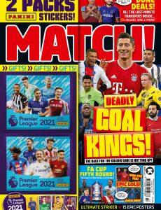 Match! – February 09, 2021