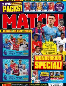 Match! – February 23, 2021