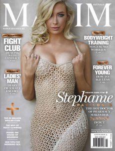 Maxim Australia – March 2021