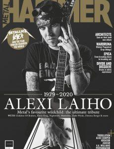 Metal Hammer UK – March 2021