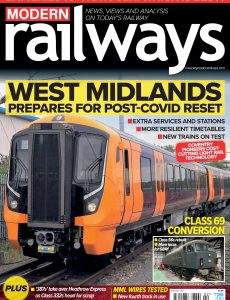 Modern Railways – February 2021