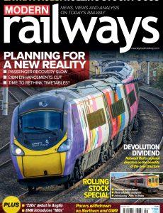 Modern Railways – January 2021