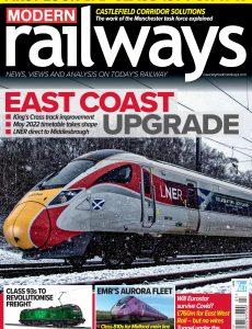 Modern Railways – March 2021