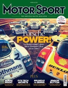 Motor Sport Magazine – March 2021