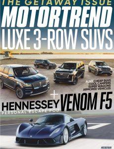 Motor Trend – April 2021
