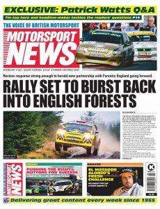 Motorsport News – February 11, 2021