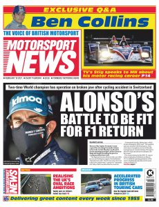 Motorsport News – February 18, 2021