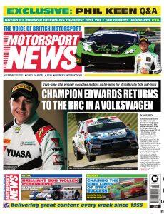 Motorsport News – February 25, 2021