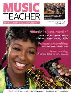Music Teacher – February 2021