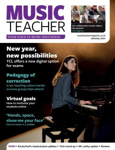 Music Teacher – January 2021