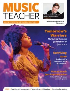 Music Teacher – March 2021