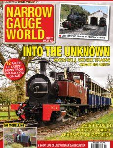 Narrow Gauge World – March-April 2021