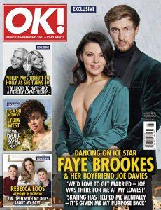 OK! Magazine UK – 08 February 2021
