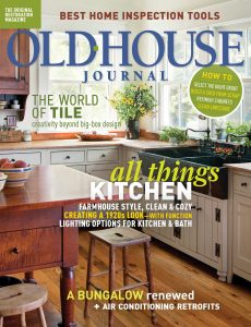 Old House Journal – March 2021