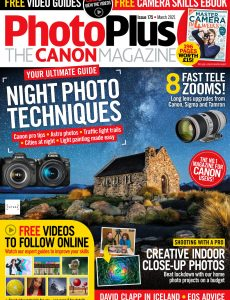 PhotoPlus The Canon Magazine – March 2021