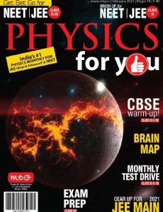 Physics For You – February 2021