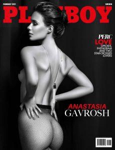 Playboy Sweden – February 2021