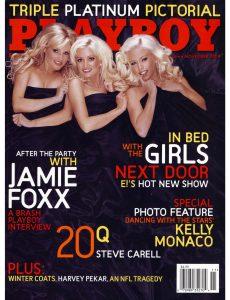 Playboy USA- November 2005