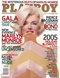 Playboy USA – December 2005