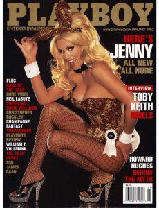 Playboy USA – January 2005
