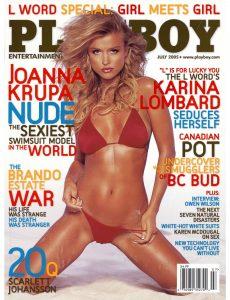 Playboy USA – July 2005