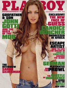 Playboy Usa – April 2010