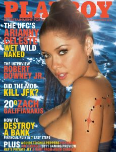 Playboy Usa – November 2010