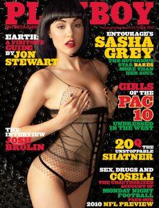 Playboy Usa – October 2010