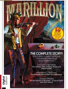 Prog Specials Marillion – 2nd Edition, 2021