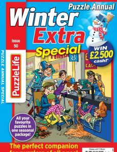 PuzzleLife Puzzle Annual Special – 11 February 2021