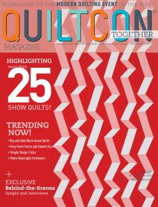 Quilting Arts – January-February 2021